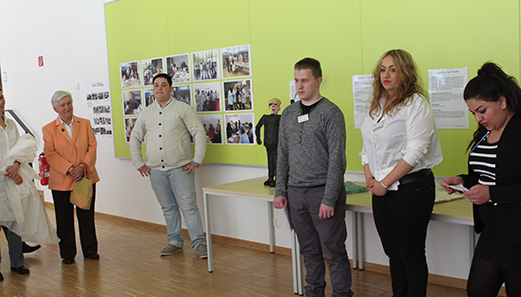 Berufsfachschule farbtechnik und raumgestaltung projekte for Raumgestaltung schule